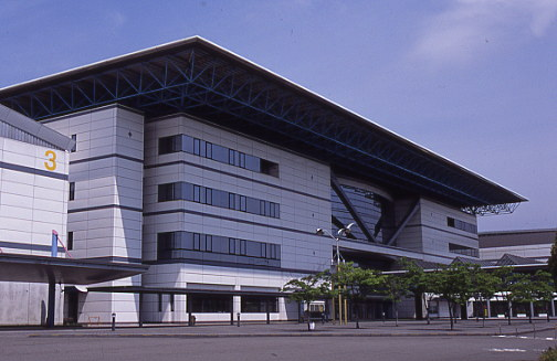 ALBUM OF SPATIAL STRUCTURESISHIKAWA LAB UNIVERSITY OF FUKUI JAPAN